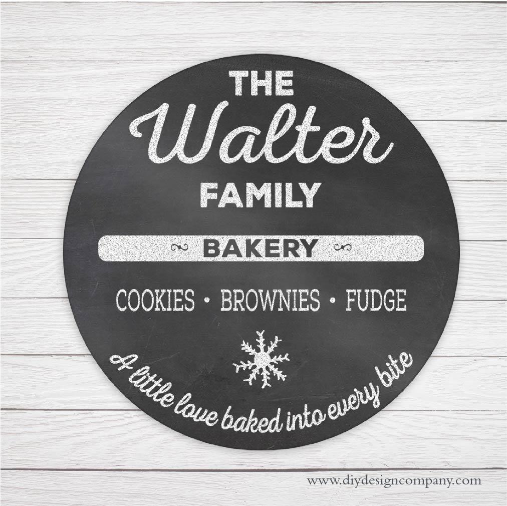 Holiday Bakery_Website