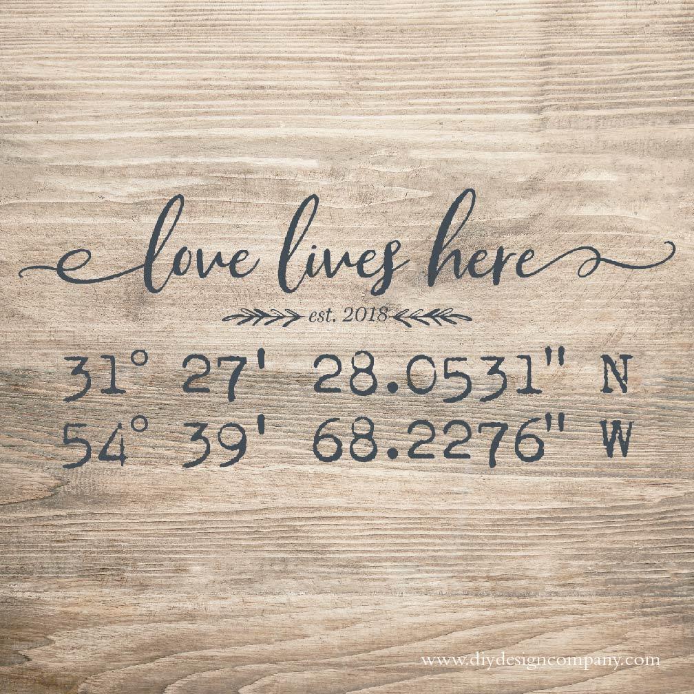 Love Lives Here GPS Coordinates_Website