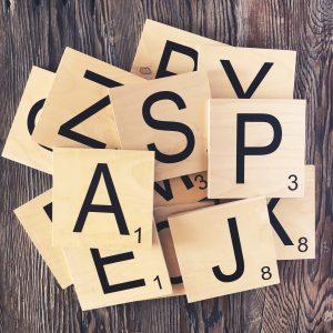 Letter & Number Designs